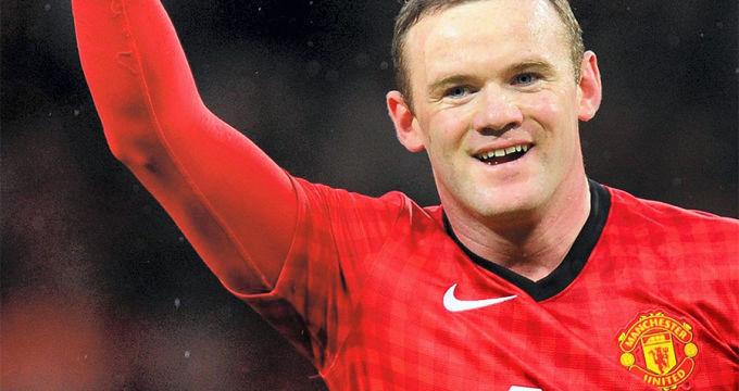 Wayne Rooney Japan