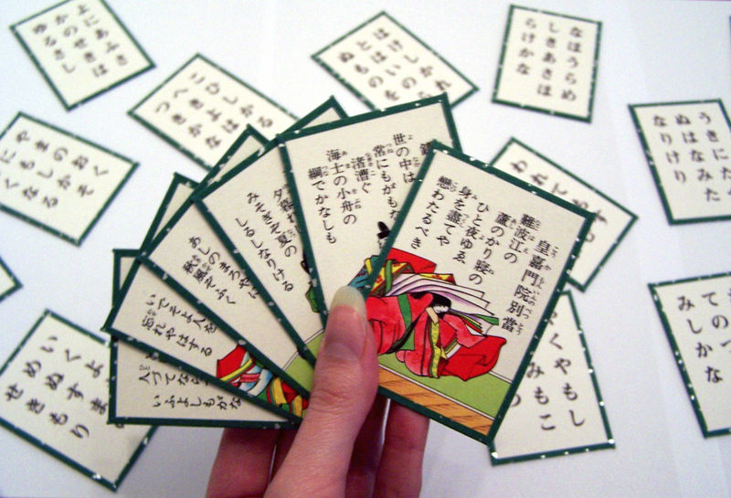 Karuta Card Game