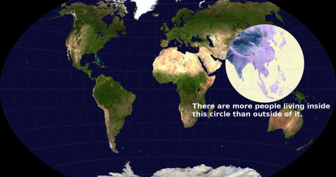 Asian Population