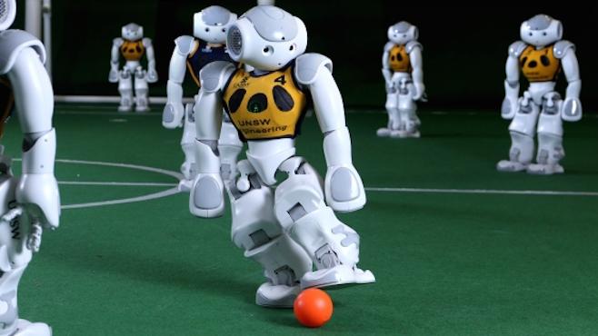 Australia Wins RoboCup